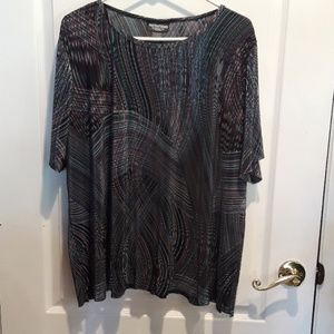 (Notations) plus size top